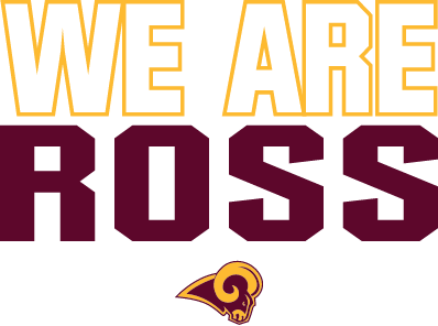 We Are Ross logo