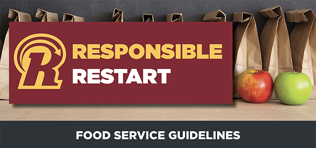 Responsible Restart image for Food Service Protocol Linking to pdf
